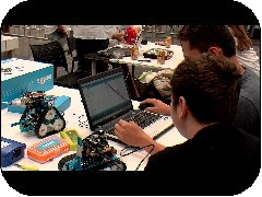 RoboCup Junior Finale Bordeaux 2019